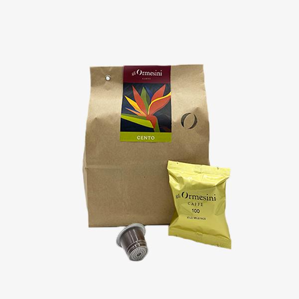 Capsule compatibili Nespresso® Cento
