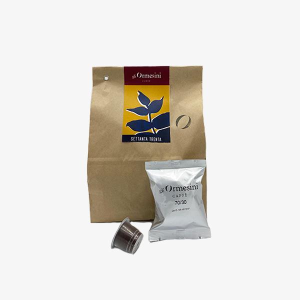 Capsule compatibili Nespresso® SettantaTrenta